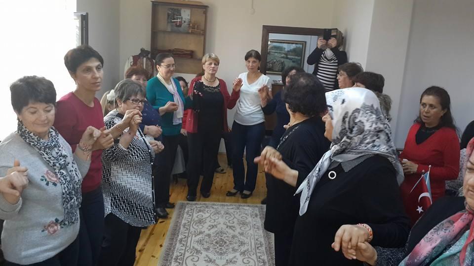 Bal-Türk Karamürsel'den Erken Kadınlar Günü Programı