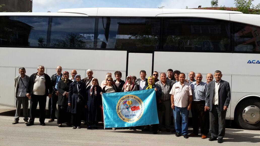 Körfez'in Kardeş Şehrine Seyahat Başladı