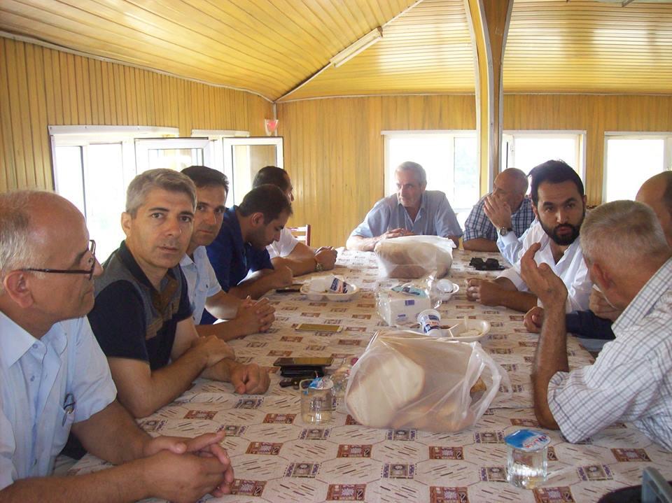 Bal-Türk'ün Bayramlaşması Gebze Şubesi'nde Yapıldı
