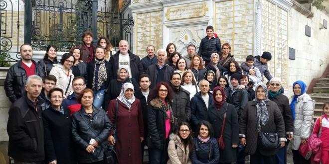 Bal-Türk'ün İstanbul Kültür Gezisi Sona Erdi