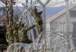 Makedonya, Yunanistan Sınırına 50 km Uzunluğunda Demir Çit İnşa Ediyor