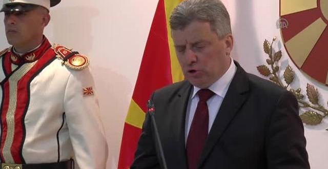 """Makedonya cumhurbaşkanı """"Uluslararası Toplumu Kandırdı"""""""