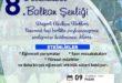 09 Temmuz'da 8. Geleneksel Balkan Şenliği Sapanca Seka Kampında….