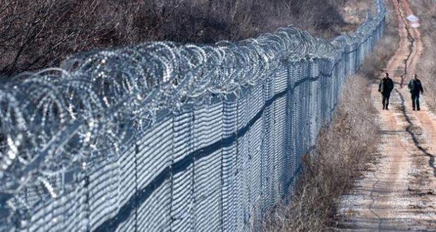 Bulgaristan'da Türkiye sınırına tel örgü krizi