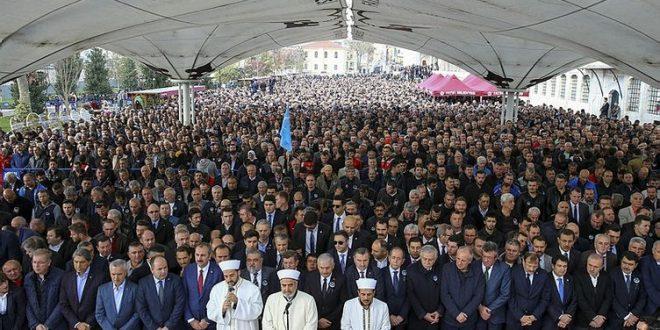 Naim Süleymanoğlu'na veda