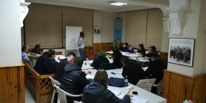 Bal-Türk Gebze Şubesi'ndeki Bulgarca Kursuna Büyük Rağbet